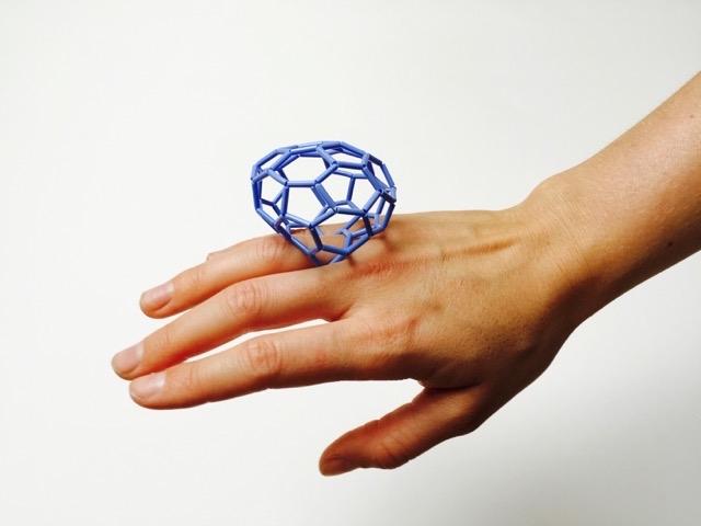 C-60 ring - glas/nylon | 2015