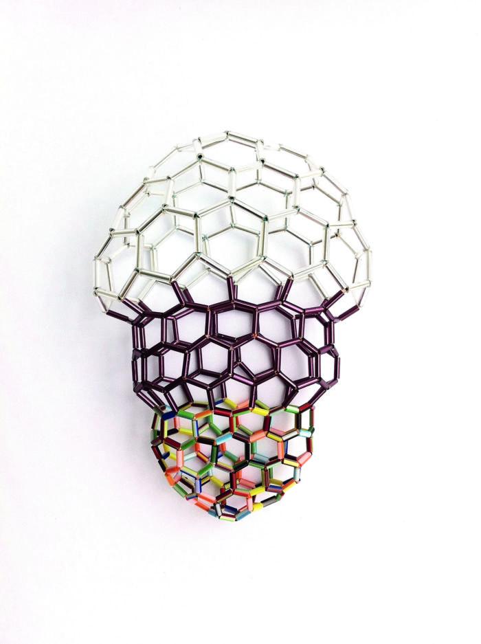 Pendant glas/nylon 2015
