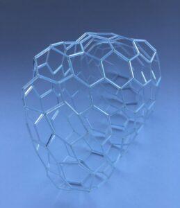 Fractaal Glas/nylon